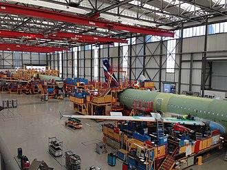 Desain dan Pembuatan Pesawat Terbang