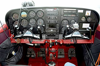 Sistem Kontrol Penerbangan Pesawat